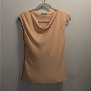 MM Lafleur Rowling Top Shell Pink Small
